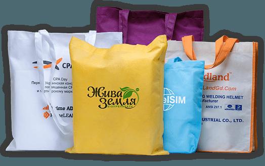 эко сумки печать логотипов