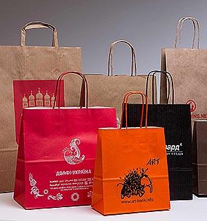 галерея крафт пакетов