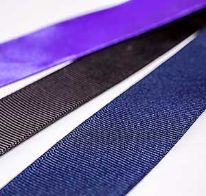 Репсовая лента для бумажных пакетов